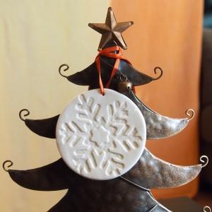 adventi naptár, karácsony, karácsonfadísz készítése, fimo, hőre keményedő gyurma